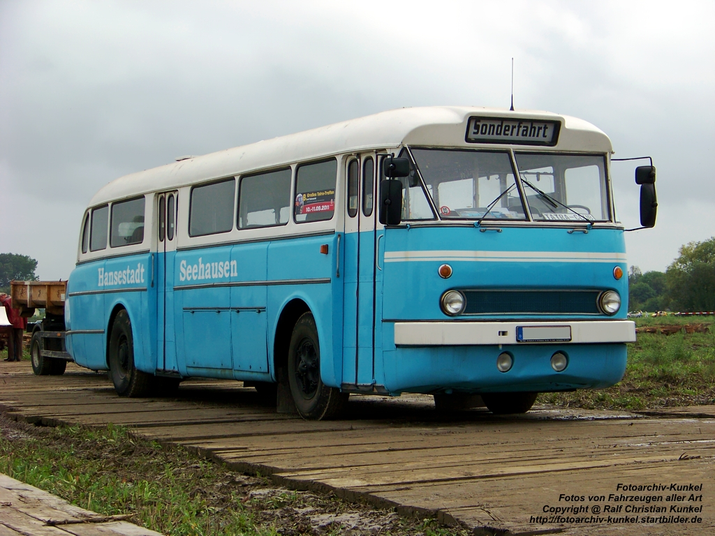 ikarus 66 linienbus ungarischer kraftomnibus der hansestadt seehausen bauzeit 1955 1973. Black Bedroom Furniture Sets. Home Design Ideas
