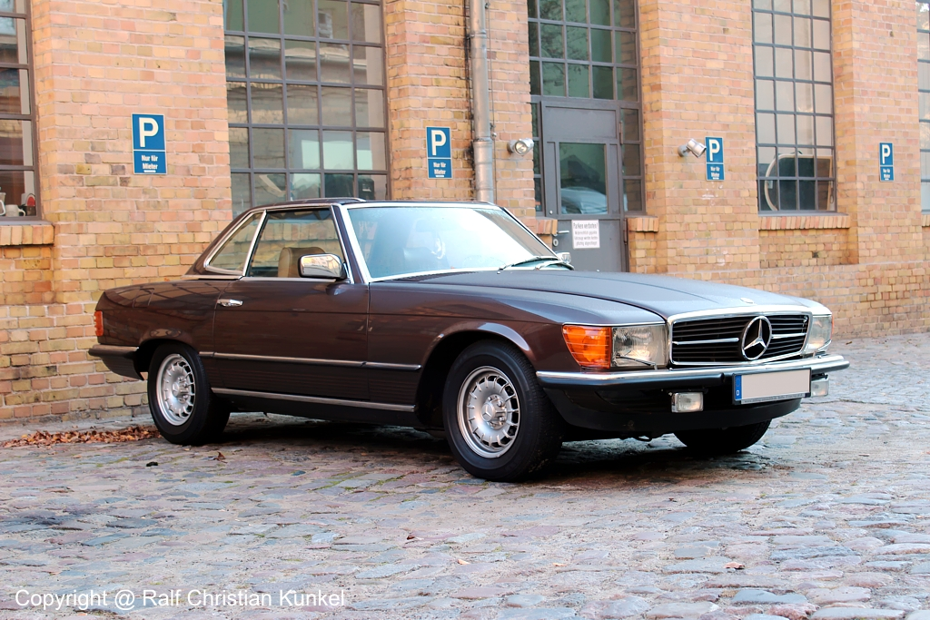 mercedes benz 280 sl cabrio mit hardtop baureihe r 107. Black Bedroom Furniture Sets. Home Design Ideas