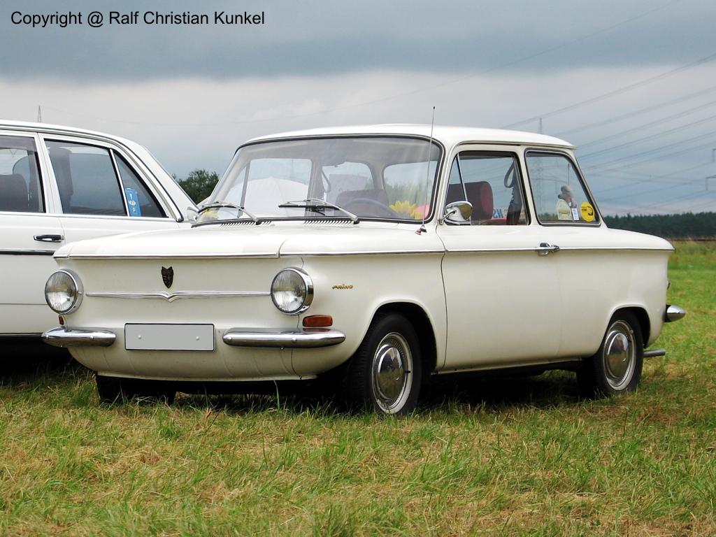 NSU Prinz IV - BJ 1964