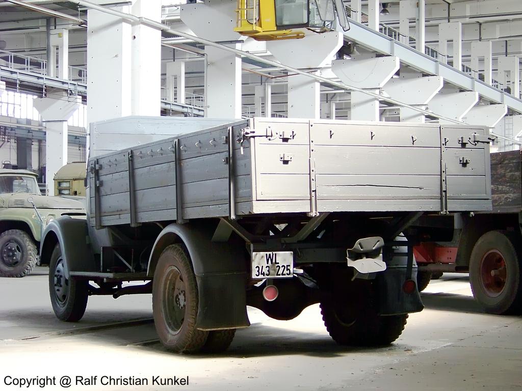 Opel Blitz Typ 3,6 - LKW der