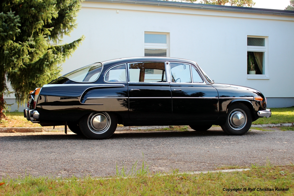 tatra 2 603 limousine baujahr 1963 limousine mit 4. Black Bedroom Furniture Sets. Home Design Ideas