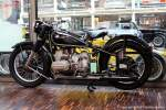 r-66-1938-1941/180367/bmw-r-66-motorrad---bj BMW R 66 Motorrad - BJ 1939 (Bauzeit der Serie 1938-1941) - techn. Daten: Motor M 266/1, Zweizylinder-Boxermotor, 597 cm³, 30 PS bei 5.300 U/min, 187 kg, 145 km/h - fotografiert am 25.11.2011 in Berlin - Copyright @ Ralf Christian Kunkel