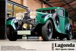 Lagonda M45 Sports Saloon - Limousine mit Erstzulassung 1934 - United Kingdom, UK - fotografiert im Classic Remise Berlin am 08.