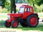 mtz-80/143776/belarus-mtz-80--mts-80---traktor Belarus MTZ-80 (= MTS-80) - Traktor, Schlepper - Hersteller: Minsker Traktorenwerk, Weißrussland - fotografiert am 03.06.2011 im Land Brandenburg - Copyright @ Ralf Christian Kunkel