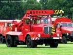 2010.06.12/104964/kranwagen-kw-5---ein-auf Kranwagen KW 5 - ein auf Basis des ADK I/5 'Panther' (VEB Hebezeugwerk Sebnitz) gebauter Feuerwehrkranwagen mit max. 5 t Tragfähigkeit - das abgebildete Fahrzeug ist ein Nachbau aus der Sammlung der AG Feuerwehrhistorik Riesa e. V. - mehr zum Fahrzeug findet man im Typenkompass-Buch 'DDR-Feuerwehrfahrzeuge 1945-1990', erschienen 2010 beim Motorbuch Verlag - fotografiert am 12.06.2010 in Leipzig/ Jahnallee zur Interschutz 2010 - Copyright @ Ralf Christian Kunkel